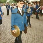 Paul Doyen bij Heiligdomsvaart 1990
